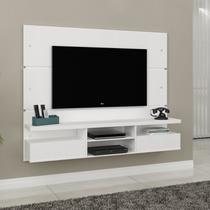 Painel para TV até 50 Polegadas Master Notável Móveis Branco -