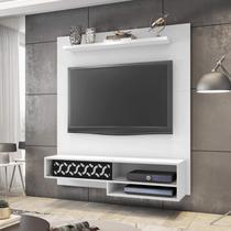 Painel para TV até 50 polegadas Prada Siena Móveis -