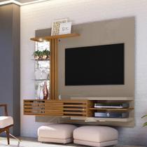 Painel para TV até 55 Polegadas 2 Portas Frizz Supreme Madetec -
