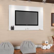 Painel para TV até 55 Polegadas Dakota Branco 136 cm - Art in móveis
