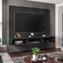 Painel para TV até 55 Polegadas Quartzo Móveis Leão -