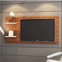 Painel para TV até 55 Polegadas Top Siena Móveis Pinho/Off White -