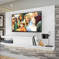 Painel para TV até 60 Polegadas 1 Gaveta KD2000 Home Quiditá Branco -