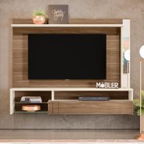 Painel para TV até 60 Polegadas 1 Porta Ilheus Belaflex -