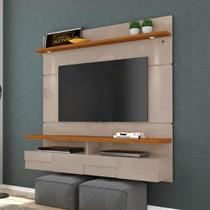 Painel para TV até 60 Polegadas 2 Portas LED Lana 1.6 Madetec -