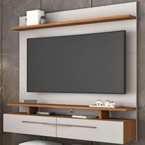 Painel Para Tv Até 60 Polegadas 2 Portas Nt1110 Freijó Trend/off White - Notavel - Notável Móveis