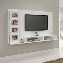 Painel para TV até 60 Polegadas Sabiá JCM Móveis Branco -