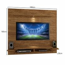 Painel para TV até 65 Polegadas com Iluminação Mavaular Canion - Mavaular móveis