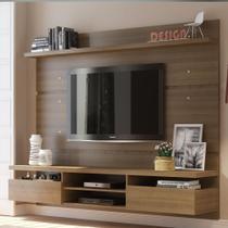 Painel para TV até 65 Polegadas Madesa Moscou 220 cm 2 portas -