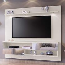 Painel Para TV até 65 Polegadas Mavaular Off White -
