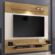Painel para TV até 65 Polegadas Mavaular Plus Damasco/Off White -