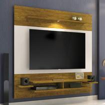Painel para TV até 65 Polegadas Mavaular Plus Mel/Off White -