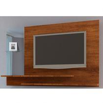Painel para TV de 42 Polegadas com Espelho JB Bechara Caramelo -