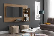 Painel para TV de até 42 Polegadas Life Malbec - EJ Móveis -