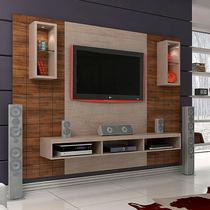 """Painel Para TV de até 46"""" Honduras 2040  KNR Móveis -"""