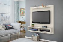 Painel para TV Gama Off White - Móveis Bechara -