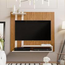 Painel Para Tv Smart Plus - Nature / Off White - Mania de Móveis - Rpm Móveis