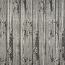 Painel Placa 3d Madeira Cinza Espuma Adesiva 70 X 60 Parede - Gf Casa Decor
