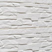 Painel Placa 3d Tijolo Branco Espuma Adesiva 60 X 60 Parede - Global