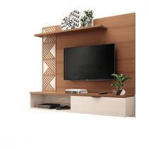 Painel Suspenso Hb Móveis para Tv até 50 Polegadas Grid -