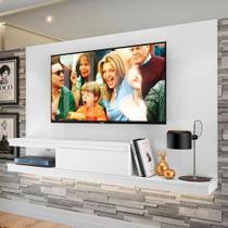 """Painel suspenso para tv de até 50"""" polegadas kd1601 -branco- quiditá -"""