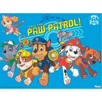 Painel Tnt Patrulha Canina Decoração P/ Festa de Aniversário - Fantasias Carol PI