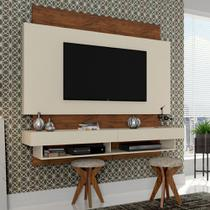 Painel TV Suspenso 180cm 2 Gavetas TB115 Dalla Costa