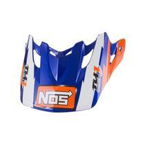 Pala Aba Capacete Motocross Th1 Nos Ns7 - Pro Tork