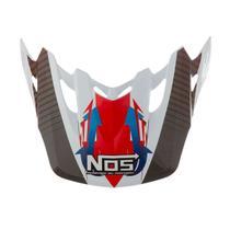 Pala Capacete Motocross Pro Tork Th1 Nos -