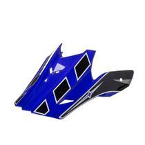 Pala texx mod speed mud preto com azul metalico -