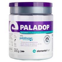Paladop Palatinose Elemento Puro 300g Natural -