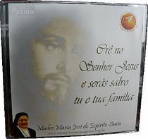 Palestra Crê no Senhor Jesus e serás salvo tu e tua família (Em CD) - Armazem