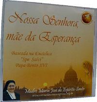Palestra Nossa Senhora, mãe da esperança (Em CD) - Armazem