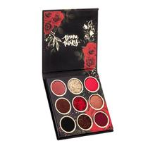 Paleta bt red rose palette bruna tavares -