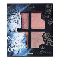 Paleta de Blush Vult  Disney Princesas e Vilãs -