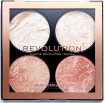 Paleta de Iluminadores Makeup Revolution Cheek Kit Take a Breather -