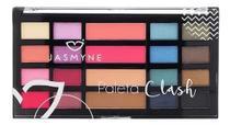 Paleta De Maquiagem Clash 20 Cores - Jasmyne -
