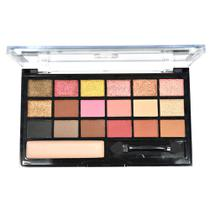 Paleta de Sombra Ruby Rose - Be Fabulous