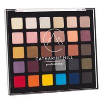 Paleta de Sombras 30 Cores  - Catharine Hill -