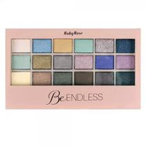 Paleta de Sombras Be Endless HB9927 - Ruby rose
