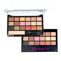 Paleta de Sombras Be Fabulous - Ruby Rose