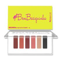 Paleta De Sombras Boca Rosa Beauty By Payot Bem Basiquinha -