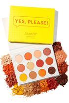Paleta de Sombras Colourpop Yes, Please! -