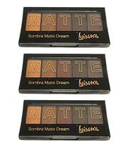 Paleta de Sombras Luisance Matte Dream Combo 3 uni. Cor C -