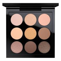 Paleta de Sombras MAC - X9 Amber Times Nine - Mac