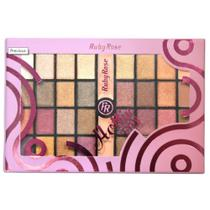 Paleta de Sombras Ruby Rose Hottie Eyes 32 Sombras - HB9975