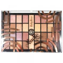 Paleta de Sombras Ruby Rose Nude Eyes HB-9976