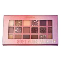 Paleta de Sombras Soft Nude Palette Ruby Rose -