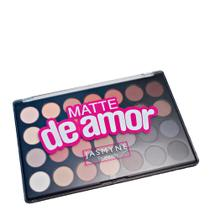 Paleta Sombra Matte de Amor 28 Tons Incríveis Jasmyne - V1027 -