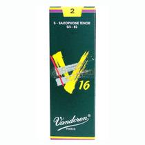 Palheta Sax Tenor Vandoren 2 V16 - Unitario -